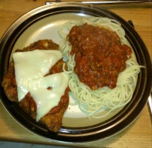 My Favorite Italian meal