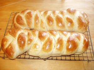 Braided Challah Bread